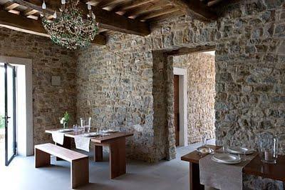 Paredes de piedra de canteria paperblog for Decoracion en piedra para paredes