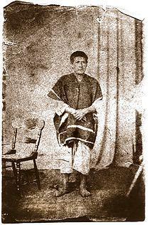 Biografía de Fernando Daquilema