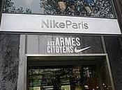 Revolución Francesa patrocinio Nike
