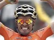 Bella victoria Samuel Sánchez cima Ardiden Contador cede terreno ante hermanos Schleck