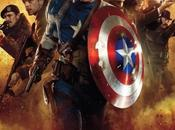 Nuevo póster español imágenes 'Capitán América. Primer Vengador'