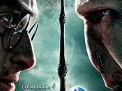 Ganador mapa merodeador entrada doble para 'Harry Potter reliquias Muerte. Parte