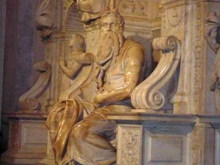 mose michelangelo roma italia Roma la ciudad eterna