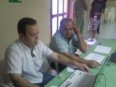 JUANMI IBARRA CAMPEON EN EL OPEN DE TOTANA (Relampago F. Santiago)