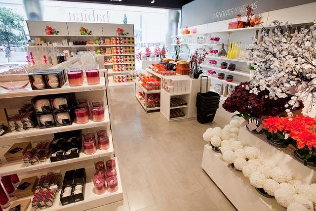 habitat tienda decoracion: