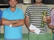 Juan Miguel Ibarra, campeón Open Ajedrez: Fiestas Santiago (Totana) 2011