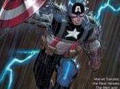 John Romita retrata Capi Capitán América: Primer Vengador portada cómic