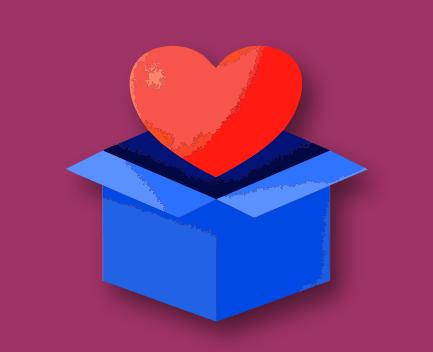 caja de caricias
