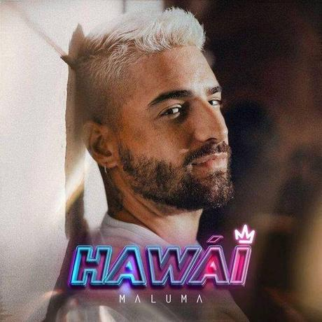 Maluma presenta su nuevo single, 'Hawái'