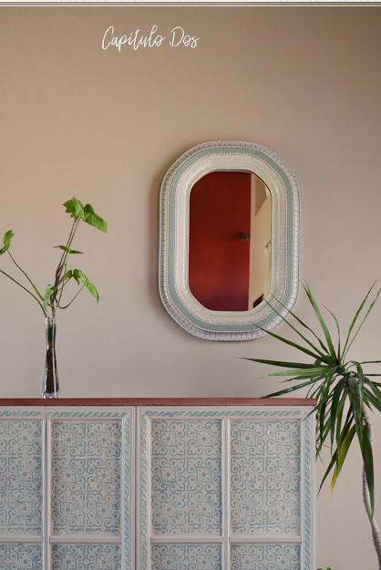 Intervencion de un espejo