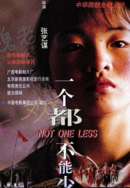 NI UNO MENOS - Zhang Yimou