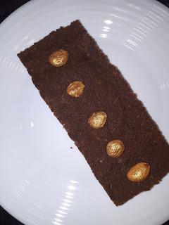 Brownie sin horno.