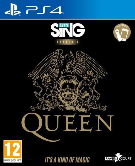 Let's Sing presents Queen anunciado para PS4