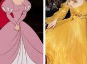 Zona Random: Celebridades lucieron vestidos sacados cuentos hadas
