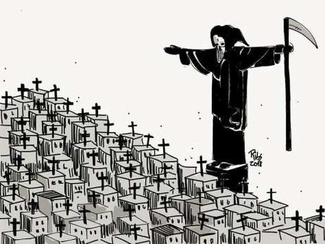 Carismática fascista e necropolitica neoliberal no Brasil: a ...
