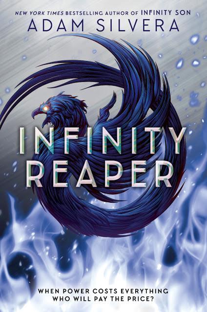 Portada revelada | Infinity Reaper de Adam Silvera