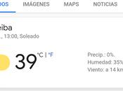 grados celsius temperatura Neiba.