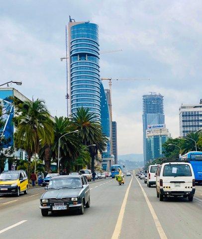La Etiopía que he visto es una tierra de esperanza, tenacidad y llena de optimismo.