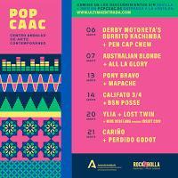 POP CAAC 2020 en el Centro Andaluz de Arte Contemporáneo en Agosto