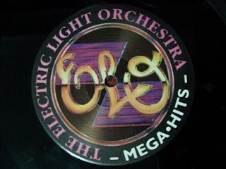 ELECTRIC LIGHT ORCHESTRA - MEGA-HITS