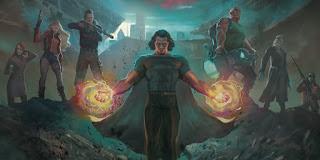 Saga Reckoners: Steelheart, Mitosis, Firefight y Calamity, de Brandon Sanderson