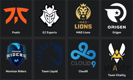 Nombres para equipos de eSports
