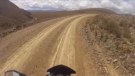 El gran viaje de la ruta 40 en Argentina de norte a sur: la primera etapa, desde La Quiaca hasta San Antonio de los Cobres.