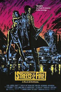 Calles de Fuego (Walter Hill, 1984)