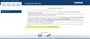 Cómo hacer una consulta Online al SEPE