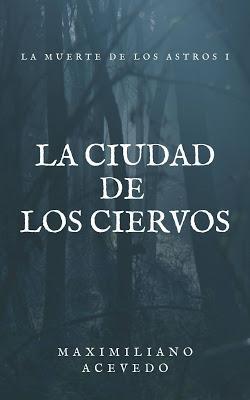 Maximiliano Acevedo: «En la fantasía trato de esquivar los clichés que se repiten»