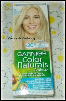 Tinte para pelo Color Naturals Creme de Garnier en Notino