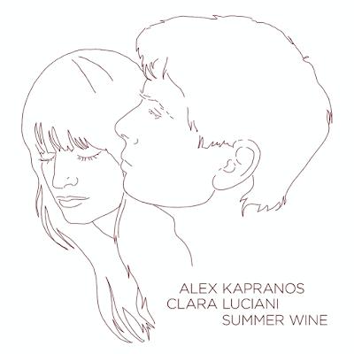 Alex Kapranos & Clara Luciani - Summer wine (2020)