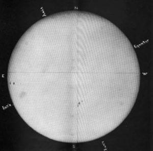 La supertormenta del mínimo solar de 1903