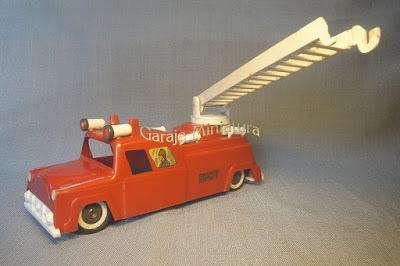 Autobomba Bichi de juguete