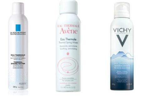 Las mejores aguas termales refrescantes para la piel | Tips verano