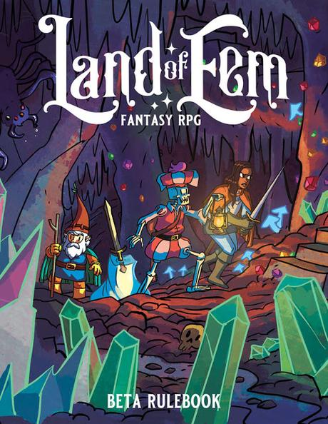Land of Eem RPG Open Beta Bundle, en DriveThru RPG