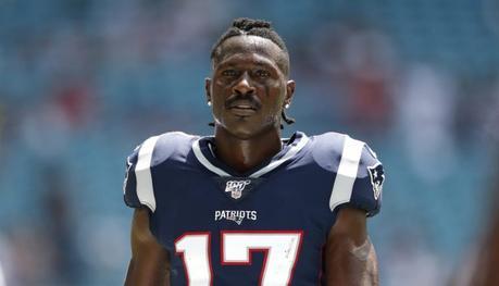 ¿En dónde jugará Antonio Brown la Temporada NFL 2020?