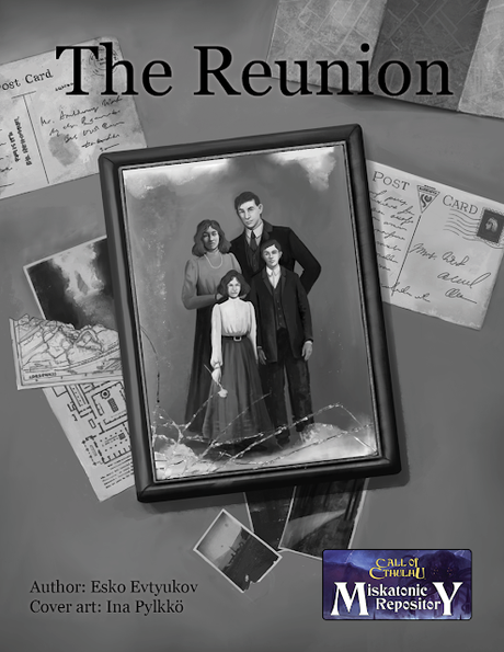 The Reunion (Chaosium) en descarga