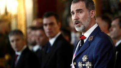 ¿Qué pasa con el rey emérito y con Felipe VI?... ¿Y con el negocio y los abusos de la muerte?