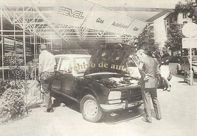 Los inicios del GNC en Argentina