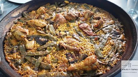 Comer en Puerto de Sagunto V