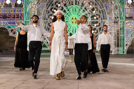 Danza, para  la colección crucero DIOR en tiempos de Pandemia