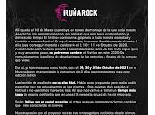 Iruña Rock Aplazado 2021