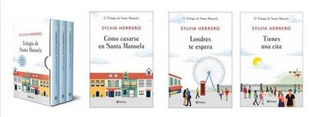 """""""Londres te espera. Trilogía de Santa Manuela 2"""", de Sylvia Herrero"""