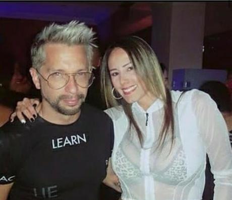 Irrael Gómez conocía a Karla Ríos, la mujer asesinada por su ex Edwin Chacón
