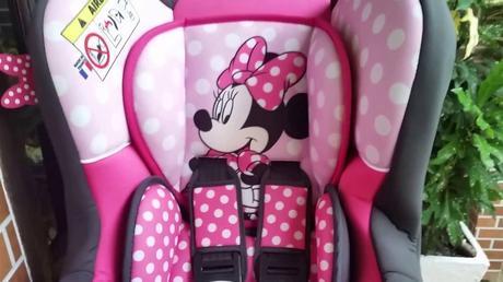 Cadeira Da Minnie