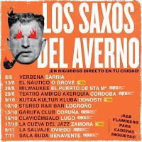 Conciertos Los Saxos del Averno 2020