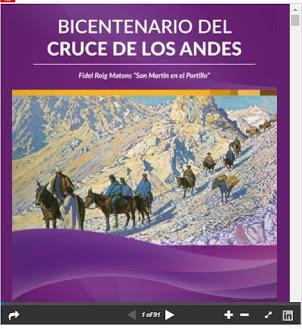 Material didáctico digital sobre San Martín