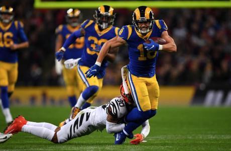 Previo de Los Angeles Rams a la Temporada NFL 2020