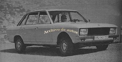 NSU K70, el auto que solo fue un prototipo